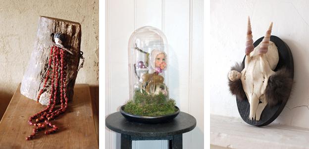 Nancy Basrawi, 3 Objekte