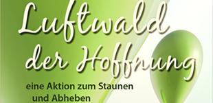 Zur Elbelandpartie: Luftwald der Hoffnung