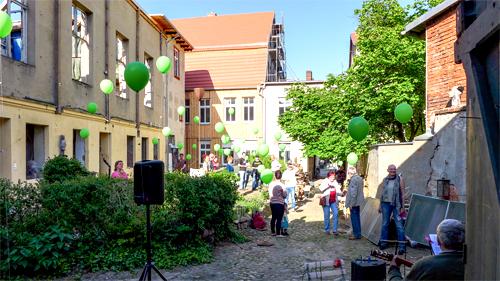Luftwald, Start