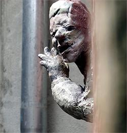 Skulptur von Thomas Richter