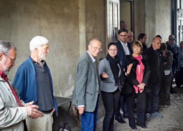 Eröffnungsrede der Bürgermeisterin Anett Jura